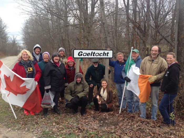 Visiting the Canadian Gaeltacht - Erinsville, Ontario